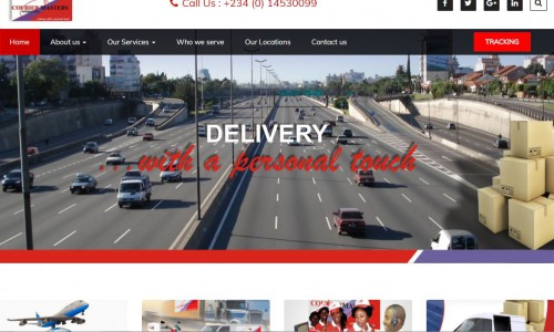 Courier Masters Intl - Lagos