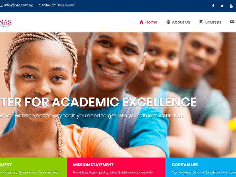 Aquinas Educational Consult – Lagos