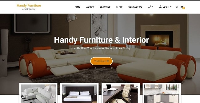 Handy Furniture and Interior