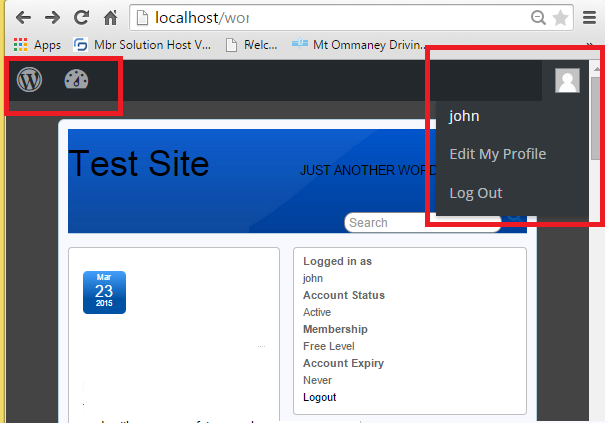 How to Disable WordPress Admin Toolbar for All Users Except Administrators