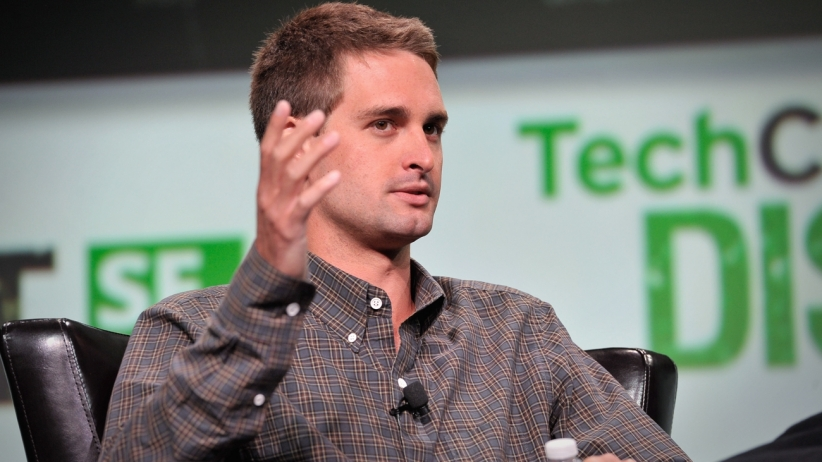 28-year old tech whiz makes $4 billion from Snapchat