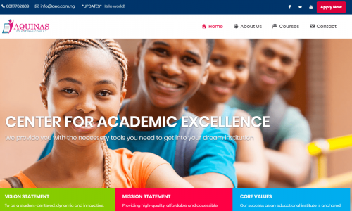 Aquinas Educational Consult - Lagos
