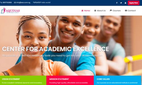 Aquinas Educational Consult - Lagos