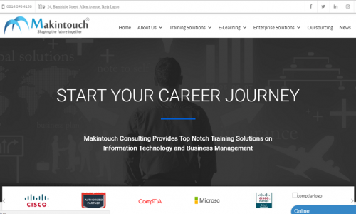 Makintouch Consulting Limited