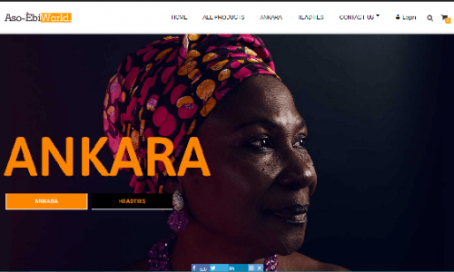 Asoebi World - Lagos