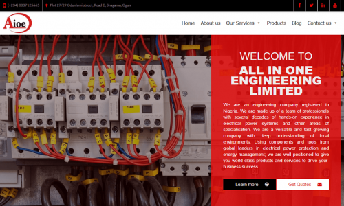 All in One Engineering Limited