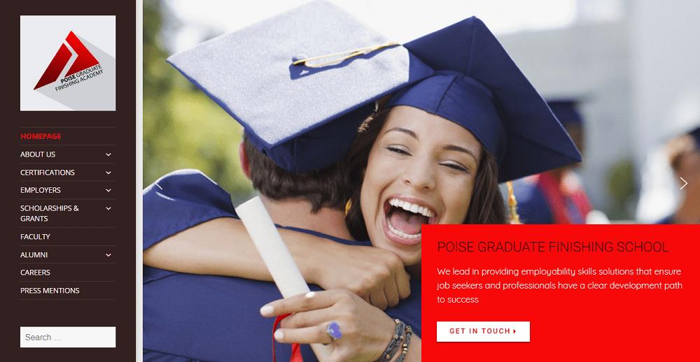 Poise Graduate Finishing Academy