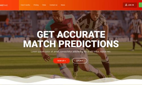 Staketime - Sports Betting Portal