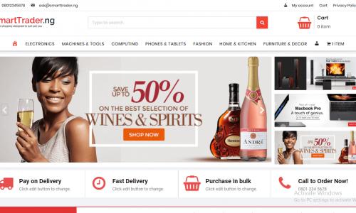 SmartTrader.ng | Online Shopping Redefined