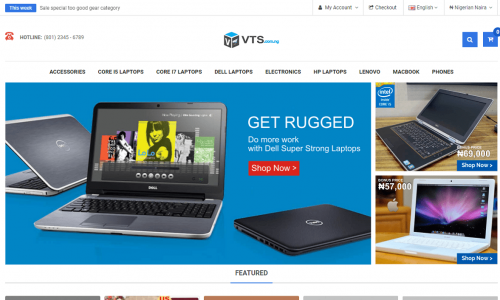 VTS.COM.NG | Online Shop for Laptops and Gadgets