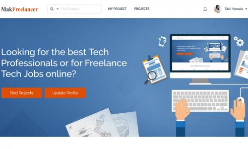 Mak Freelancer - Freelance Portal