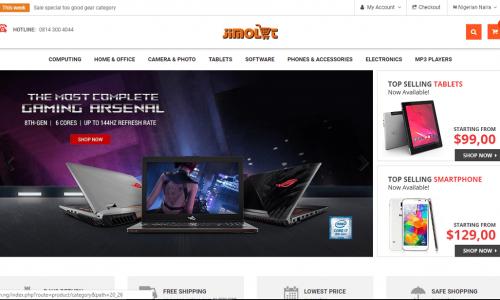 Jimolat Online Store