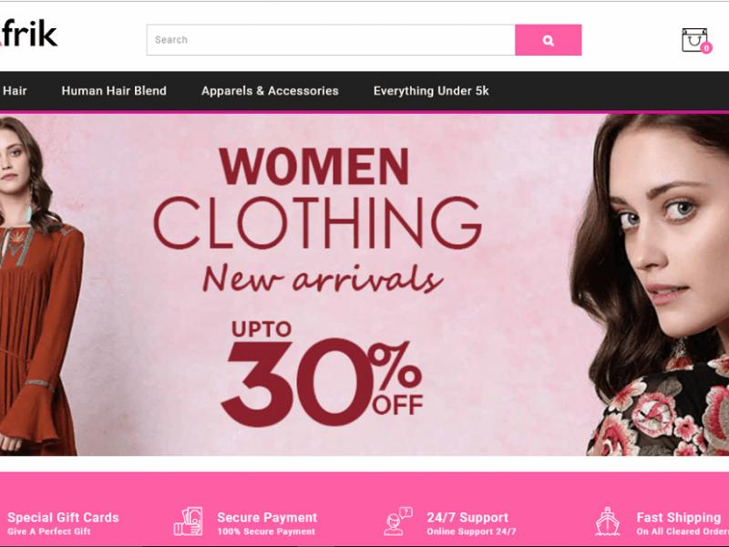 SheAfrik.com | Online Shopping