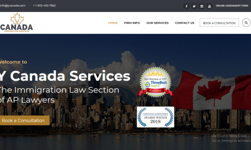 Y-Canada - Immigration Law Firm in Toronto