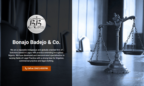 Bonajo Badejo & Co. | Law firm