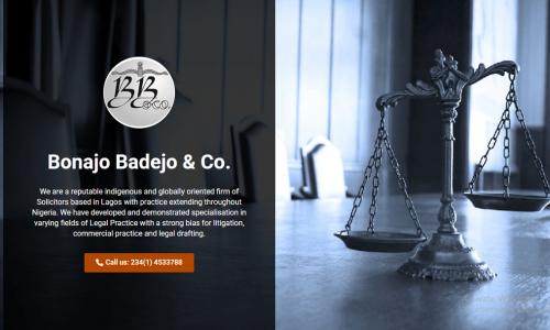 Bonajo Badejo & Co. | Law firm