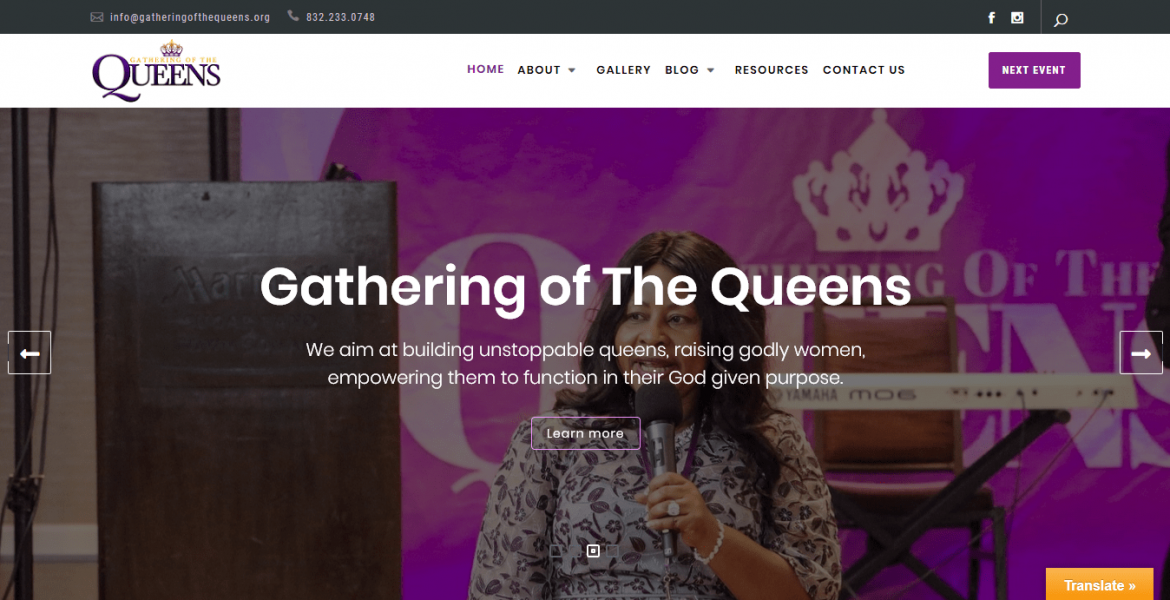 Gathering of The Queens – Houston TX