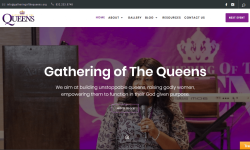 Gathering of The Queens - Houston TX